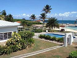 Antigua hotels & resorts, Antigua Beachcomber Hotel.