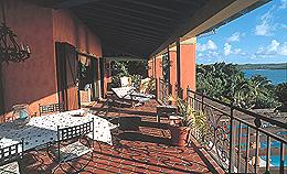 Antigua villa rentals: Villa Dominique.